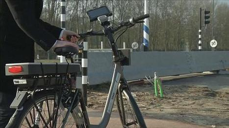 Pays-Bas: des vélos intelligents et vibrants   16s3d: Bestioles, opinions & pétitions   Scoop.it