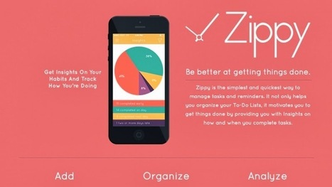 APPSREAD: Latest Task Management App for iPhone | Technology in the Classroom | Scoop.it