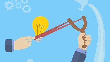#Infographie : 10 conseils à suivre avant de se lancer dans l'aventure entrepreneuriale ! | La création d'entreprise | Scoop.it