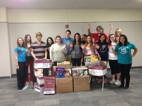 POTD: The kids @CoppellHigh loaded boxes for high school orphans in South Sudan #coppell #dallasnews http://twitter.yfrog.com/nt1vhpyuj | Education in South Sudan | Scoop.it
