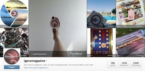 Instagram: Online meets offline - TravelNext | Web 2.0 et société | Scoop.it