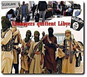 Des Egyptiens quittent la Libye via l'Algérie   Islamo-terrorisme, maghreb et monde   Scoop.it