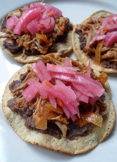 Crock-pot Cochinita Pibil & Panuchos Yucatecos | Slow-cooking Latin-style | Scoop.it