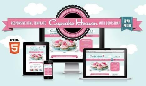 25+ responsive html food, cafe and Restaurant website templates | Designmain.com - Design, Inspiration & Freebies | Scoop.it