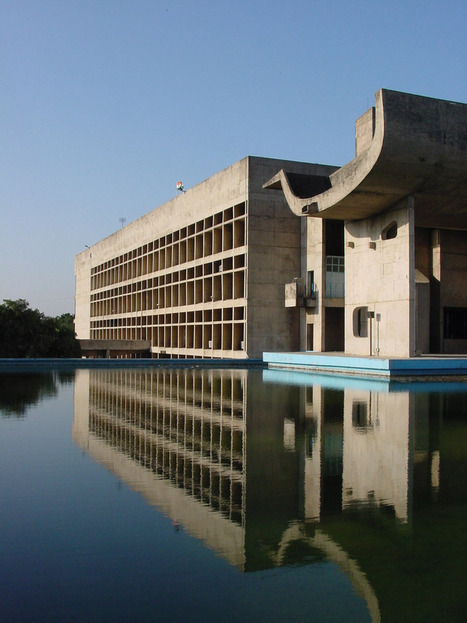 chandigarh, india - a city under 60 | information fouad | Scoop.it