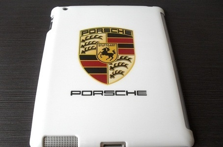IPad case with the leather from Porsche | Geeky Tech Blog | geekytechblog | Scoop.it