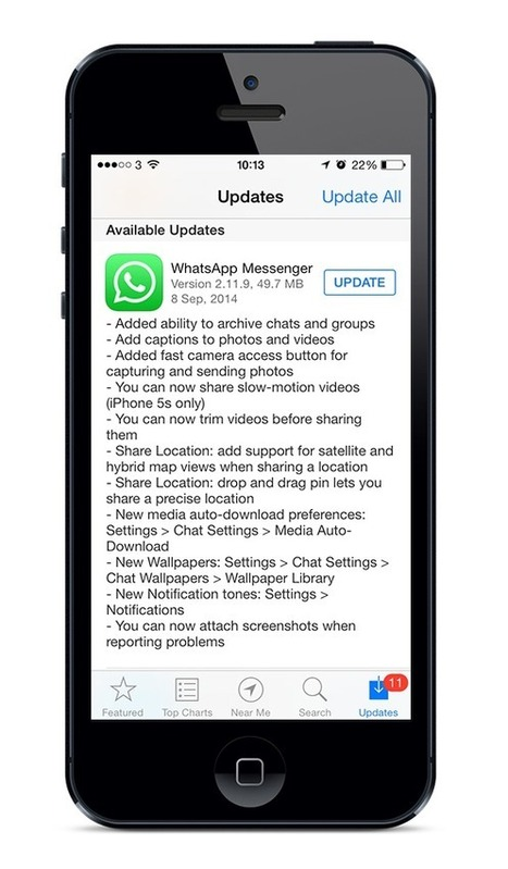 WhatsApp Gets Massive Update | Digital tools | Scoop.it