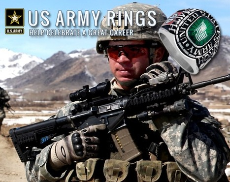 Deployment Rings Commemorate those important Missions | Custom Military Rings | Scoop.it