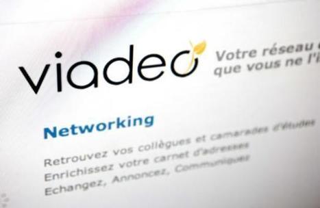 Réseaux sociaux: Seul un tiers des cadres les jugent efficaces pour ... - 20minutes.fr | MonCM | Scoop.it