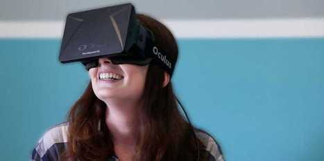 Facebook Buys Oculus VR For $2 Billion | cross pond high tech | Scoop.it