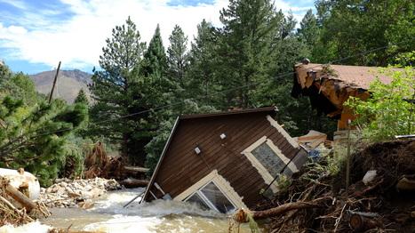 Flood Forensics: Why Colorado's Floods Were So Destructive - WABE 90.1 FM | Planet Earth | Scoop.it