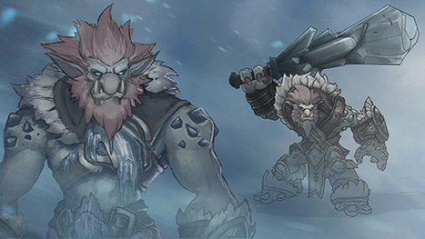 Champion rework: Trundle, the Troll King | LoL - League of Legends | League_Of_Legends_Strats | Scoop.it