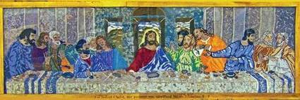 Last Supper in Lint | Strange days indeed... | Scoop.it