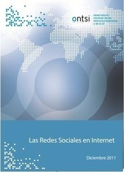 Estudio sobre el conocimiento y uso de las Redes Sociales en España | ONTSI | Educacion, ecologia y TIC | Scoop.it