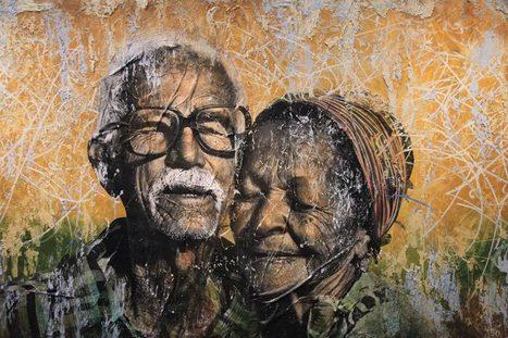 Brooklyn Street Art - ...loves you more every day. | Géographie : les dernières nouvelles de la toile. | Scoop.it