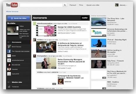 YouTube: activez la nouvelle version dès maintenant | Communication & médias sociaux | Scoop.it