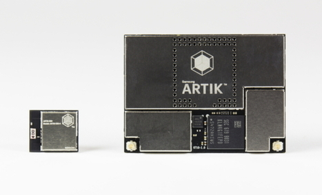 ARTIK 0 and ARTIK 7, New additions to SAMSUNG ARTIK Smart IoT platform - Tizen Experts | Raspberry Pi | Scoop.it
