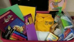 Boynton police collecting school supplies, toiletries for children   Southern Palm Beach County   Business News & Finance   Scoop.it