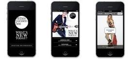 Les Filles du Marketing: Le marketing mobile via les applications smartphones : Tea Time avec eCaste   B2B e-Commerce   Scoop.it