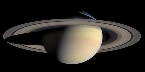 Saturn | Space | Scoop.it