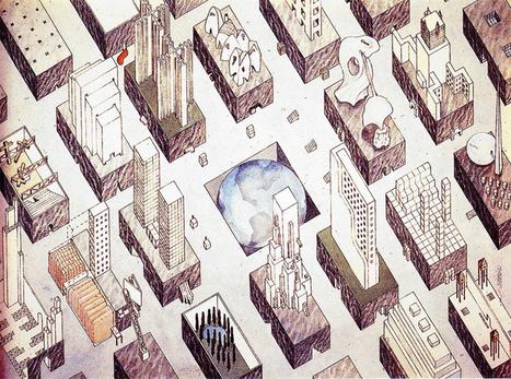OMA: Las torres y el pedestal | The Architecture of the City | Scoop.it