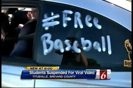 Florida high school students suspended, kicked off baseball team over 'Harlem Shake' video | Sports- Baseball~Basketball | Scoop.it
