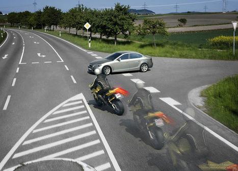 Motorcycle Braking - Motorcycle Safety - Tip 1 - Grease n Gasoline | Motorcycle Safety | Scoop.it