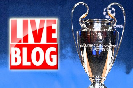 UEFA Champions League draw: LIVE coverage of the UCL and Europa League quarter-final draws   Europa League Last 16 Tie   Scoop.it