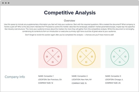 Xtensio | A Toolbox For Your Startup | Lean Startup Strategy | Scoop.it