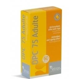 Laboratoire Etnas - OPC 75 Adulte - Santé, Bien-être - La santé durable c'est naturologique ! | Mobile - Mobile Marketing | Scoop.it