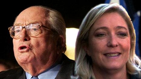 Changer le nom du FN ? Jean-Marie Le Pen répond à Marine Le Pen - Politique - MYTF1News | Un peu de tout pour toutes et tous | Scoop.it