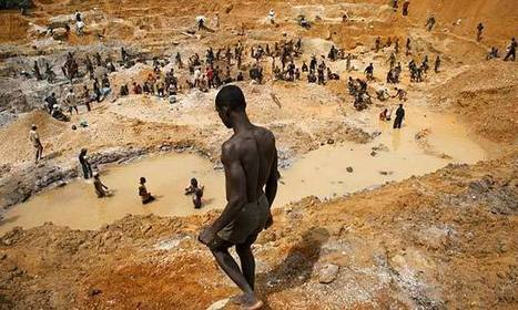Ghana arrests 168 Chinese nationals in illegal mining crackdown | Natural resources | Scoop.it