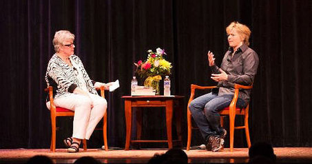 National Writers Series Recap: An Evening with Karin Slaughter - MyNorth.com | Literature & Psychology | Scoop.it