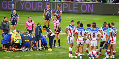 NRL: McKinnon a quadriplegic - report - Sport - NZ Herald News | Scholarship PE - Violence in sport | Scoop.it