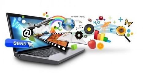 Lista de aplicaciones web multimedia en la nube | TIC en infantil, primaria , secundaria y bachillerato | Scoop.it