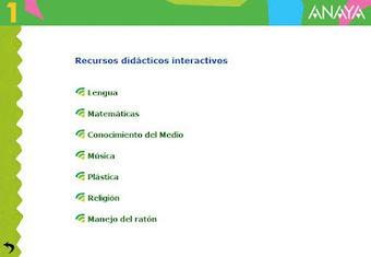 BANCO TIC | Recursos didácticos de todas las áreas 1º de Primaria ~ La Eduteca | materiales de lengua y literatura para la PDI | Scoop.it