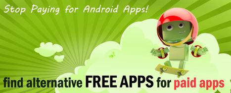 Antiroid:Un site qui trouve l'équivalent gratuit des appli payantes sur Android Via @thierryroget | Moodle and Web 2.0 | Scoop.it