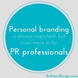 5 Personal Branding Tools for PR Professionals | The Making of The 21st Century Salesperson | Scoop.it