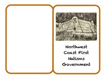True North: Our Canadian Homeschool: Mini Lapbook on Northwest Coast First Nations | HCS Learning Commons Newsletter | Scoop.it