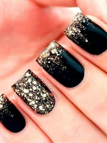 Christmas nails design idea 29 – Imagine | Fashion Home decor Tattoos Beauty Pictures | Scoop.it