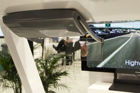 See the future: Augmented reality head-up displays beckon | ExtremeTech | Augment My Reality | Scoop.it