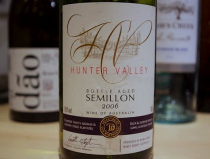 Sainsbury's Hunter Valley Semillon - Jamie Goode | Wine in the World | Scoop.it