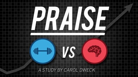 Carol Dweck - A Study on Praise and Mindsets - YouTube | Middle School Education | Scoop.it