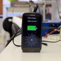 Phone Battery Charges in 30 Seconds - Discovery News | Patent Agent | Scoop.it