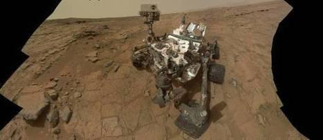 Destination Mars ? Pourquoi pas ! | Book | Scoop.it