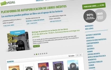 17 de Mayo, diadeinternet - XVI edición de los Premios de Internet | EntreEscritores: publica, conecta y distribuye tu ebook | Scoop.it