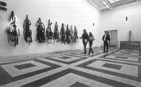 Quand les attitudes deviennent forme : Berne 1969 / Venise 2013 - Fondation Prada | Venice Biennale | Scoop.it