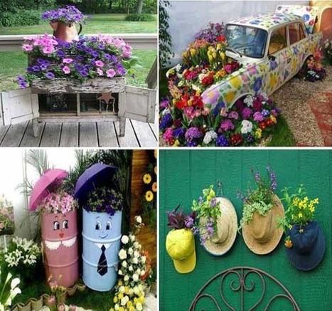 Decoraci n de interiores page 26 for Ideas para decorar el jardin de mi casa