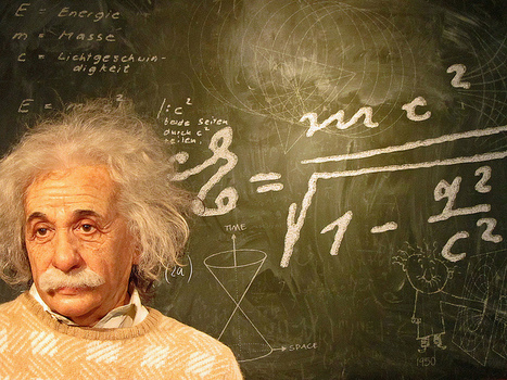 25 Life Lessons From Albert Einstein | THE MENTAL GAME | Scoop.it