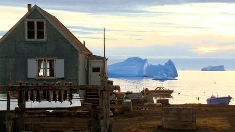Niaquornat, un village au bout du monde | #ARTE - #Groenland #Uummannaq #inuit | Hurtigruten Arctique Antarctique | Scoop.it